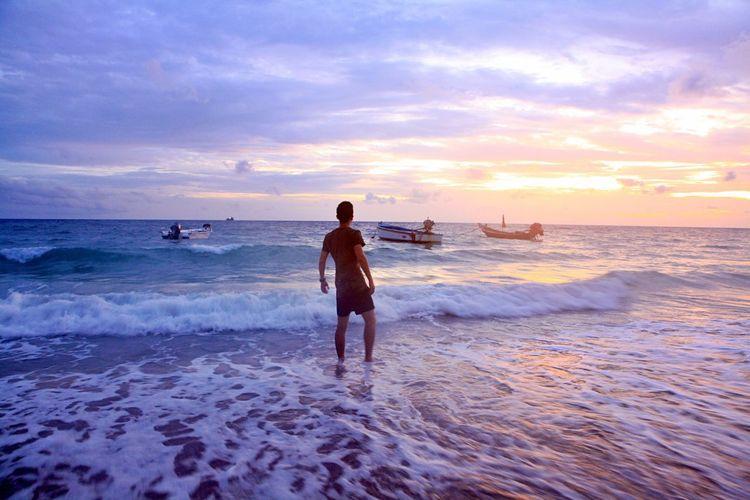 Memory Of Travel 2014 Thailand Kho Tao ❤️泰国涛岛