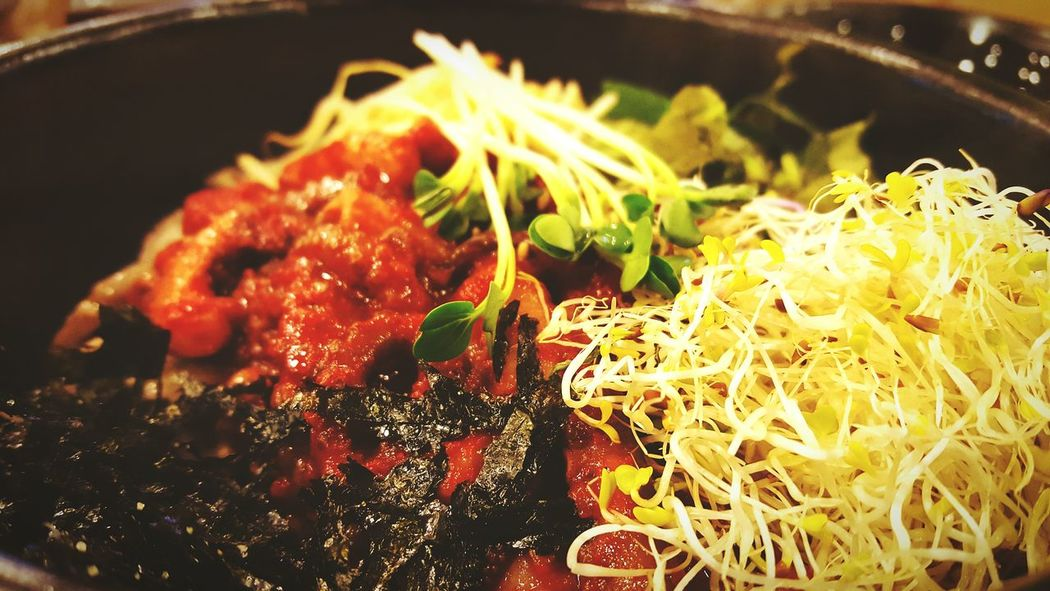 Seoul, Korea Lotte Mart Seoul Food  Winter Travel Travel Photography 대한민국 비빔밥