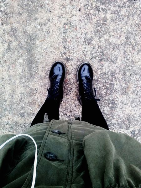 What a shitty morning. Boots Walk Outside Morning Shoes Grunge Music Mad Madness