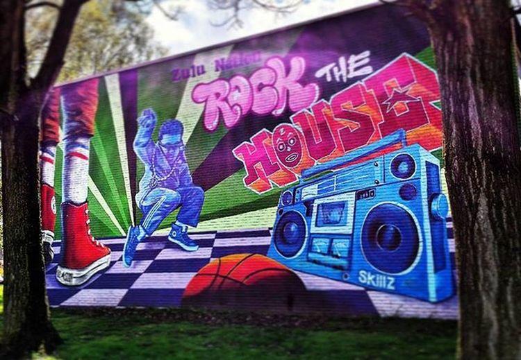 Graffiti Graffitiwall Graffitiart Art Streetart Wall Paint Spraypaint Keep_the_paint_alive Paintthatshit Hengelo Fresh Zulunation Skils