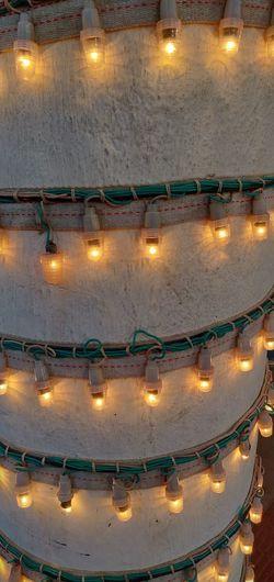 Illuminated Luminosity Full Frame Light Bulb Lighting Equipment Glowing Flame Close-up Sky