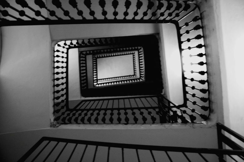 Old building Old Buildings Torino Spiral Staircase Hand Rail Stairs Spiral Stairs Steps And Staircases Spiral Staircase Railing