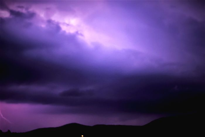 Blackout Australian Landscape NSW Australia Backlit Epic Shot Photography Stormy Weather Dramatic Sky Purple Sky Purple Weather_collection Landscape_Collection Lightning Cloud_collection  Cloud - Sky Sky Purple Dramatic Sky Nature Cloud - Sky Scenics Beauty In Nature Weather Silhouette Low Angle View Night No People Mountain Lightning Illuminated Thunderstorm Storm Cloud
