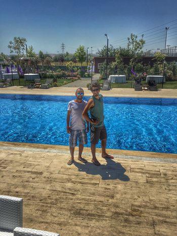 Havuz Keyfî Küçükçekmece Istanbul Türkiye