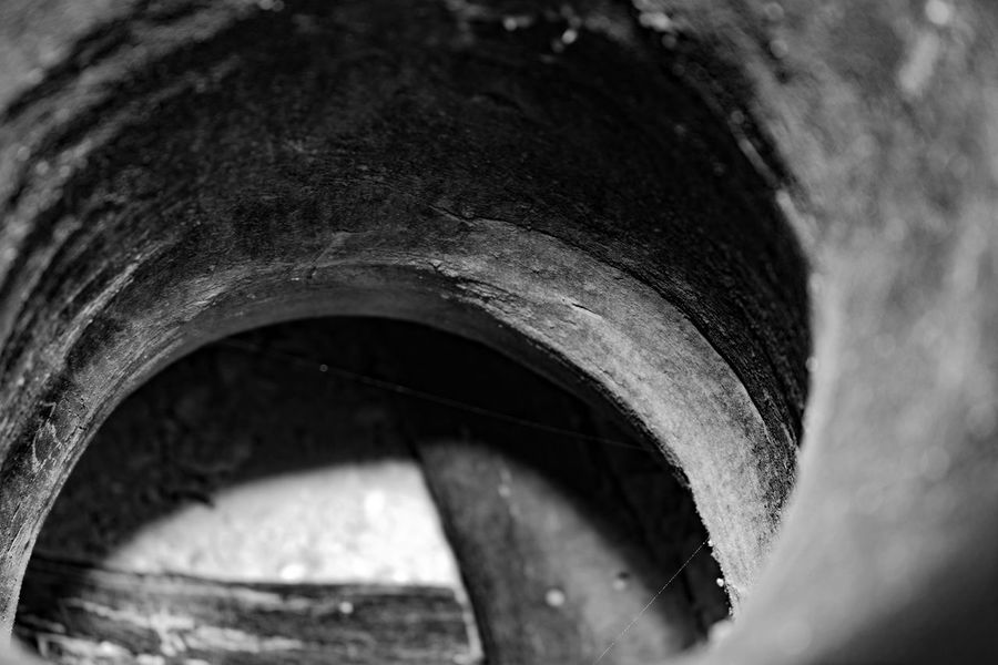 Inside a chiminea. Eyemphotography Photography Outdoors Walking Around Tucson Arizona  Thephotographer Surreptitious Night Monochrome Black & White Closeup