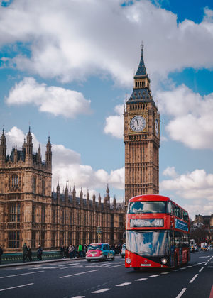 London Big Ben London London Bus Architecture Building Exterior Built Structure City Clock Tower Cloud - Sky Day Double-decker Bus Land Vehicle No People Outdoors Sky Tower Transportation Travel Travel Destinations