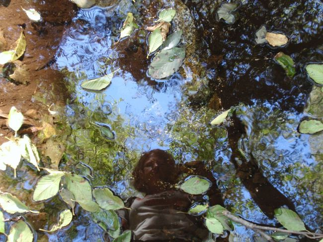 Nature Nature Photography Reflection Natural Space Water Reflections Hiking Hikingadventures Self Portrait Leaves