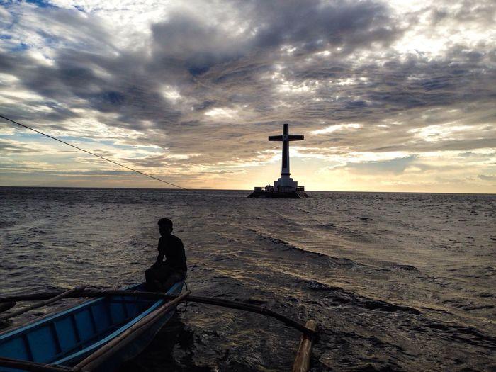 Sunken Cemetery Eyeem Philippines Camiguinisland Sunset Summer2015 EyeEmNewHere