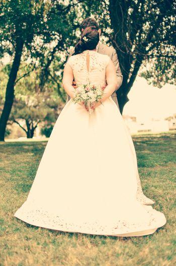 EyeEmNewHere Wedding Dress Wedding Day ♥ Wedding Day!  02/04/2017