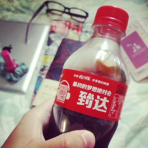 可口可乐 现在这么励志 搞得我都不敢喝了歌词 Cocacola