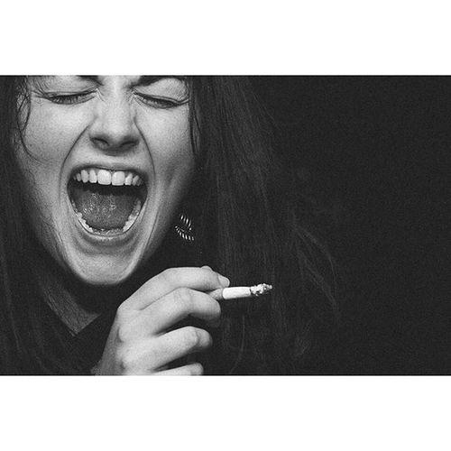 | Rage | Portrait Photography Blackwhite Blackandwhite Bw Legality Decisivemoment Atget Cigarette  Shootfromthehip Humancondition Pointandshoot Kb18 KB18Kødboderne Kødboderne Moombahton TheyCallItMoombahton Music DaveNada CopyFlex DavidHeartbreak Phase5 Munchi Canon 7D Canon7D