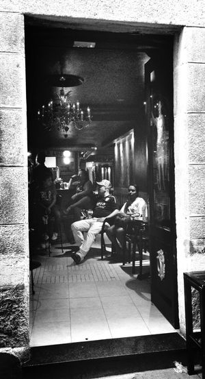 Through the door Shoot, Share, Learn - EyeEm Lugo Meetup