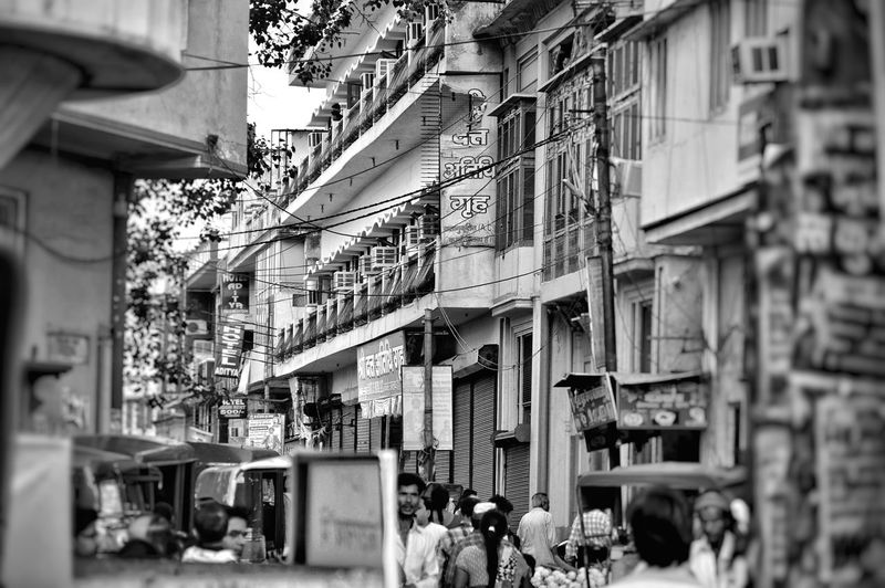 Haridhwar market Streetphotography Landscape_photography First Eyeem Photo Monochrome Streetsofindia Marketplace Photooftheday