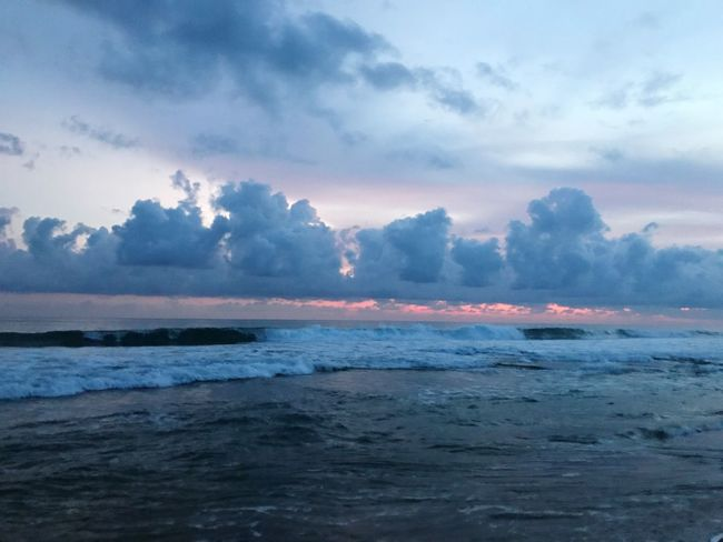 Sea Beauty In Nature Water Sky Nature Scenics Cloud - Sky Tranquility Power In Nature