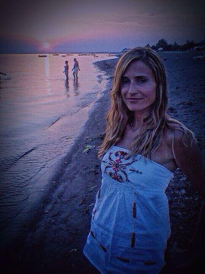 Sahilde son gün.. Beach Photography