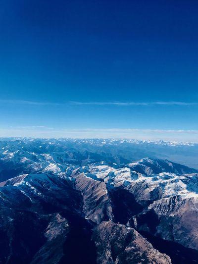 Alps Sky Blue