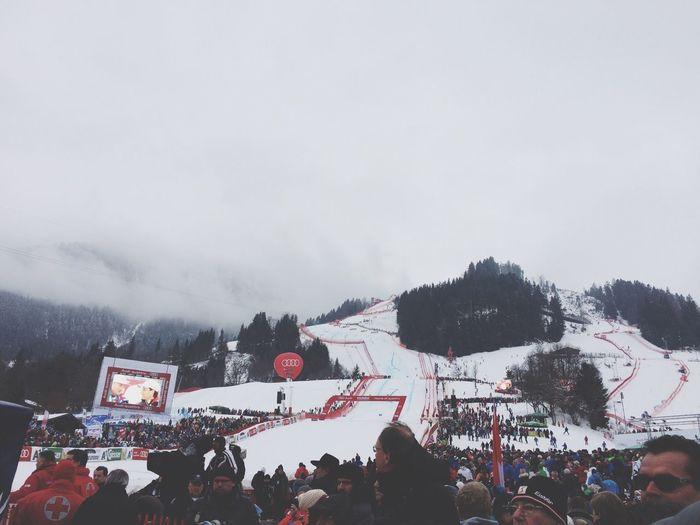 Hahnenkammrennen2015 Fis Ski