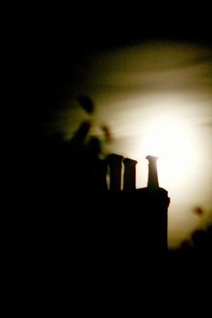 Untitled Chimney Stacks Chimneys Silhouette Night No People Outdoors Sky Discover London Untitled DeeArt Minimalism N16 City Stokenewington Hackney Stoke Newington Minimalist Photography  Untitled Photography Built Structure Architecture Chimney Tops Chimney Pots Chimneypots Chimney Silhouette Chimneytops HUAWEI Photo Award: After Dark