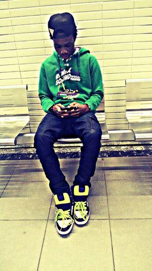 Swagg Waiting Metro First Eyeem Photo