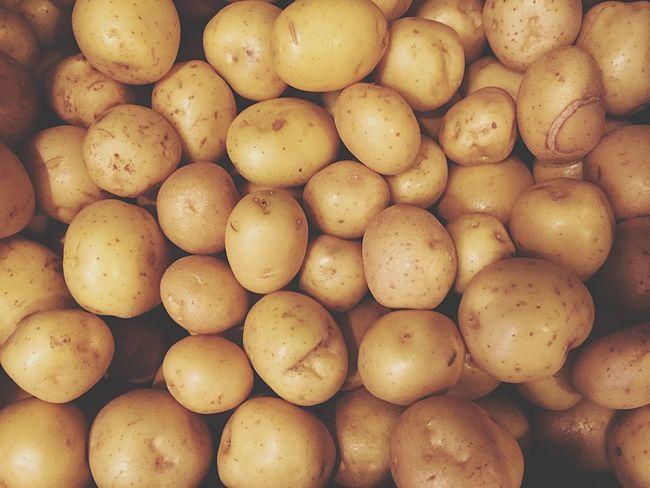 Potatoes Nature Kartoffel