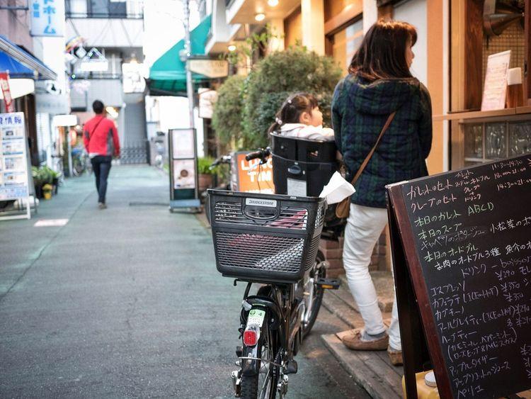 City City Life Togetherness People Snapshot CityWalk On The Road Streetphotography Street Evening Ogikubo 荻窪 Tokyo Japan