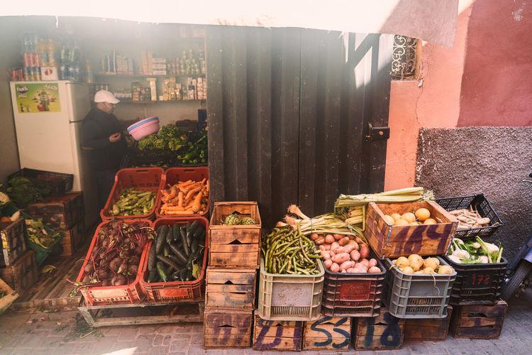 Local Vendor in