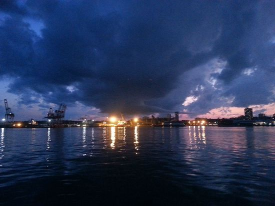 Threatening clouds. Taking Photos Waterfront Halifax City Skyline Harbour Cruise My City Ominous Sky