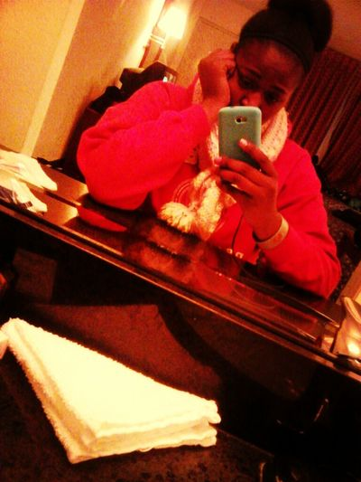 Me Yesterday At The Hotel Bored Af