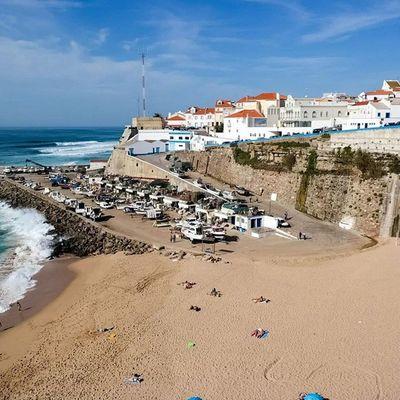 Ericeira Portogallo Portugal Sea mare oceans oceano ocean spiaggia beach dock porto