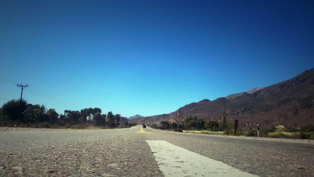 Ruta Salta, Argentina