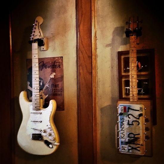 Showcase: January Music Guitars Slide Guitar Hanging Guitar Wall Art EyeEm Best Shots Art