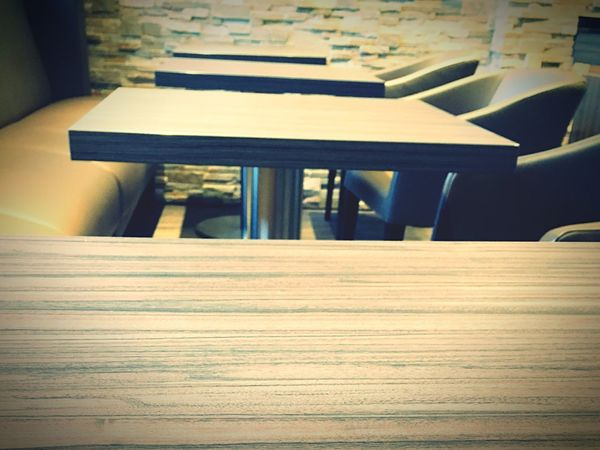 Hotel Indoors  In A Row Table Wood - Material No People Education Chair