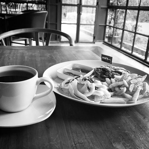 Breakfast time at Jag's Kitchen. Foodism By ITag A Place By ITag