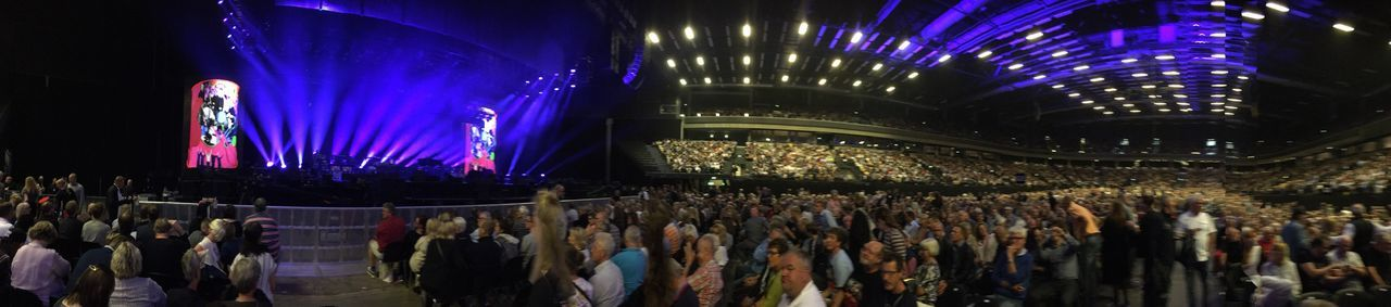 Consert Paul McCartney's Concert Denmark Love ❤️ Boxen 74 And Still Going Strong Golden Moment Things I Like Old But Awesome Message From Denmark Special👌shot Panoramic Photography Panoramashot Herning