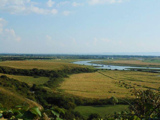 View Uphill Weston-super-mare Somerset
