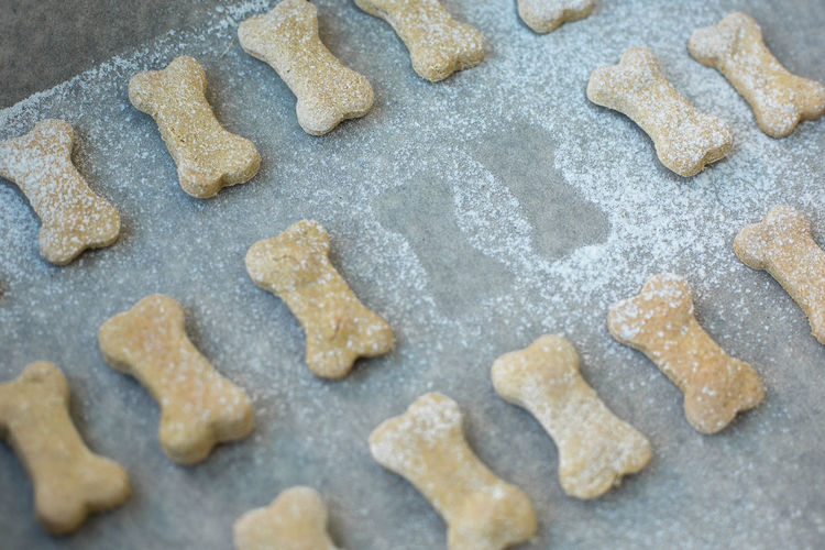 Dog cookies in the form of bones Baking Bone  Bones Cookie Cookies Cooking Dessert Dog Dog Bone Dog Cookies Dog Food Dogs Food And Drink Home Pastel Power Paw