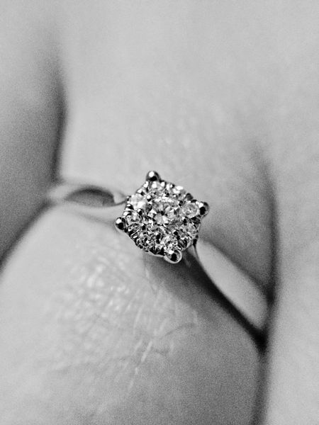 RePicture Giving Shesaidyes Ring Engagement Engagement Ring Happiness Love Macro Onlymobilephoto