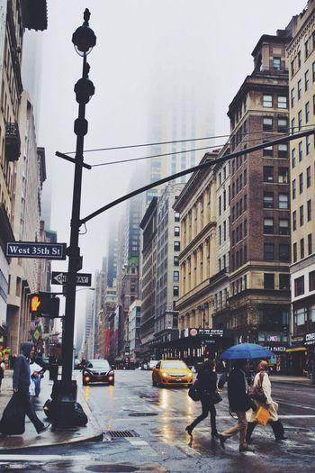Photography City Landscape Archetecture Rain