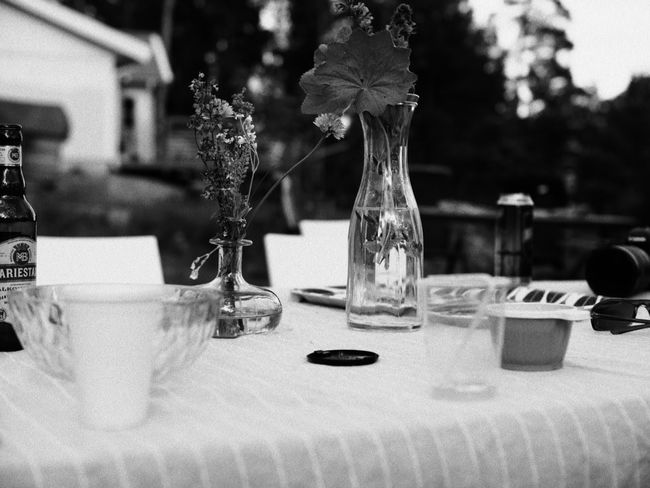 Table No People Day Food Close-up Voightlander Nokton 25mm F1:0,95 Voigtländer OlympusPEN Olympus Freshness Flowers,Plants & Garden Flower Head Flowerporn Flower Black & White Black And White Blackandwhite Photography Black And White Collection  Black&white Blackandwhite Black And White Photography