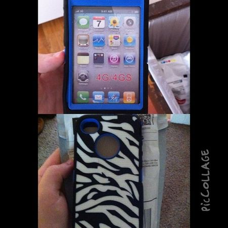 PicCollage  Newcase  Otterbox Love iphone