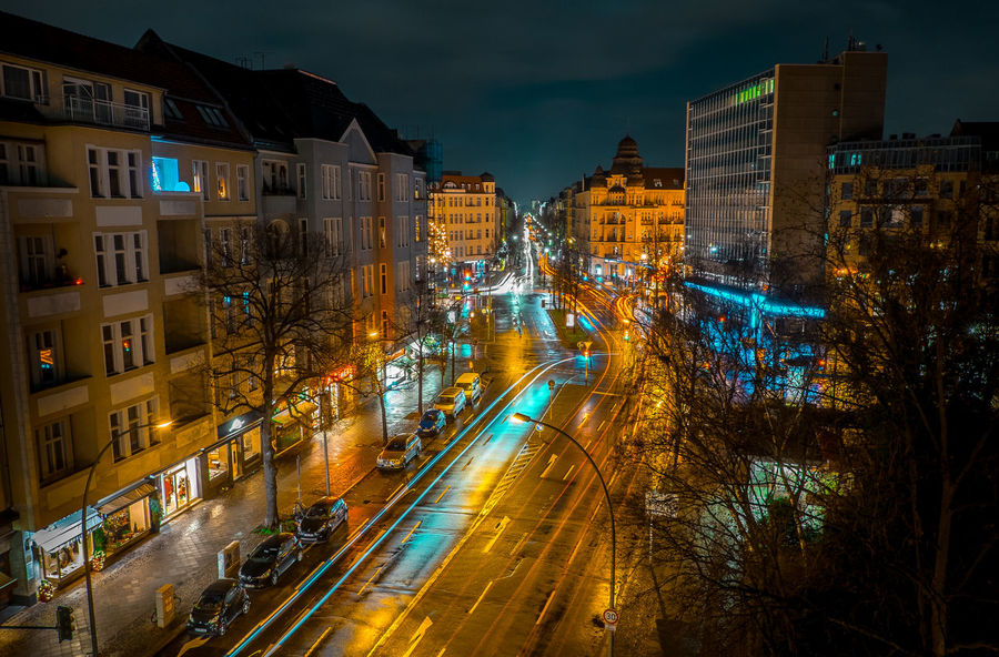 City City Life Cityscapes Light And Shadow Light Trail Long Exposure Night Nightscape Photo Photography Sky Urban