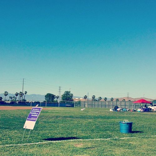 Chillin at the Relay For Life RelayForLife Busyday UntilMidnight Sunnyday NiceView
