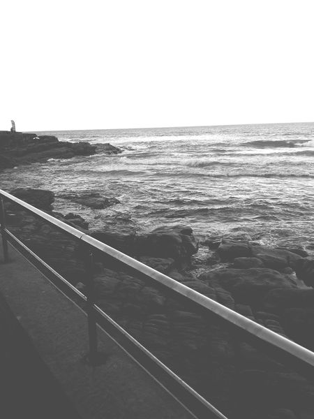 Memories of the beach ❤👣 Check This Out Hanging Out Taking A Trip Monochrome Blackandwhite Beach Travelling Life Is A Beach Landscape_photography