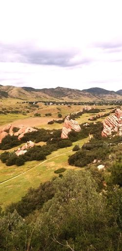 Red Rocks Rural