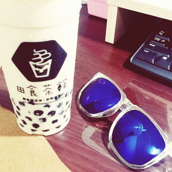珍珠奶茶 😋😋😋