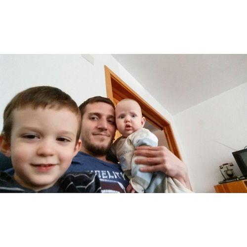 DayınınCanlari Fatih Esila Selfie