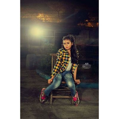 Nova Damayanti Photoshoot Yeffcafe Strobist Sbaphotography