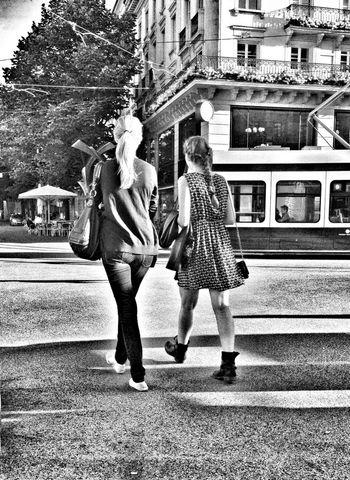 EyeEmSwiss Streetphoto_bw Blackandwhite Bw_collection