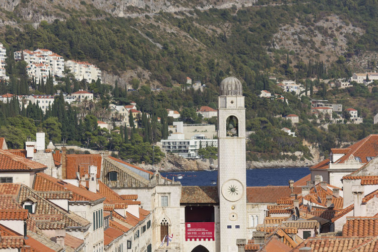 Dubrovnik Dubrovnik, Croatia Croatia Outdoors Cityscape Top View View From The Top Architecture Building Exterior Built Structure City Building Residential District Town Mountain Day Nature High Angle View No People Tree Travel Destinations Religion TOWNSCAPE