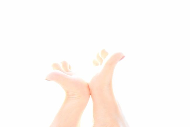 Human Body Part Human Foot Lively Bright